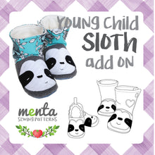Young Child Sloth Add-on