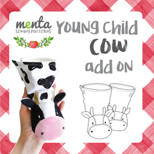 Young Child Cow Add-on