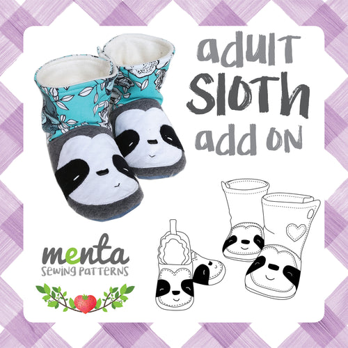Adult Sloth Add-on