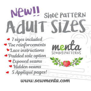 Adult Menta Shoes