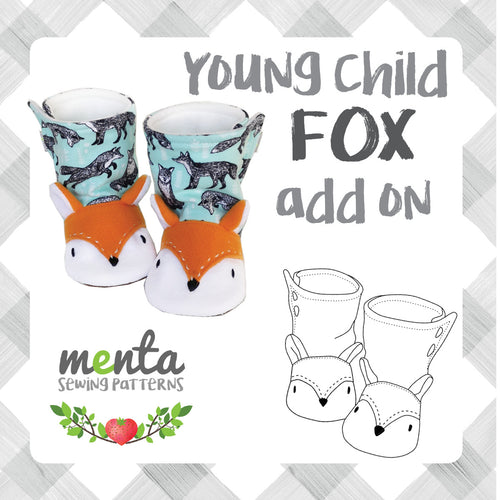 Young Child Fox/Wolf Add-on
