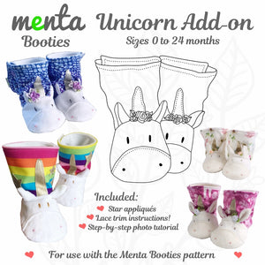 Baby Unicorn Add-on