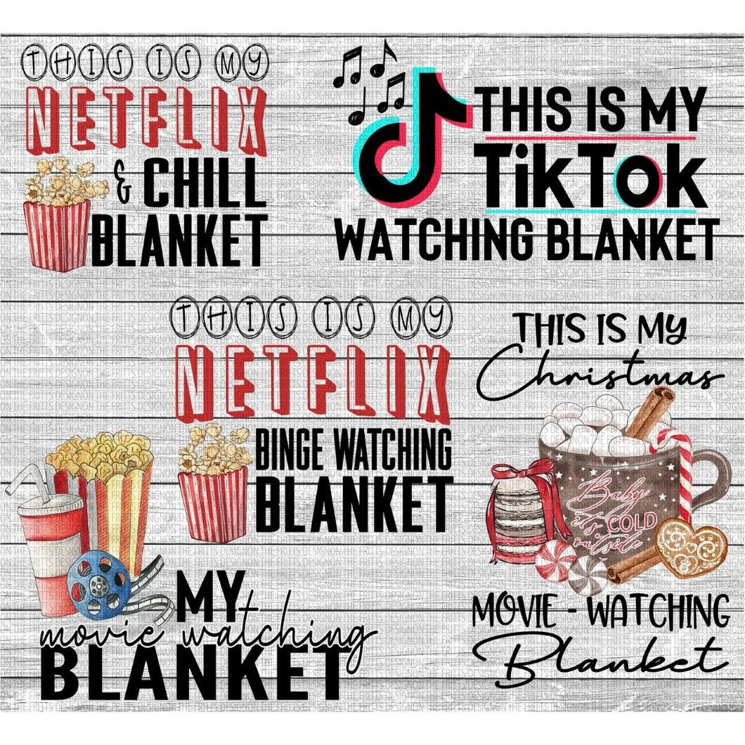 Blanket Design Bundle