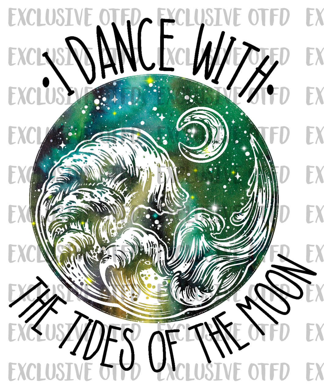 I dance with the tides