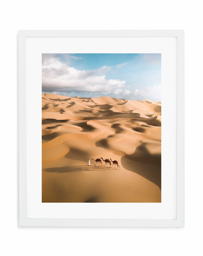 Empty Quarter, AbuDhabi