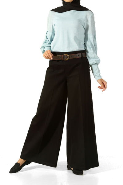 Pantalon large - Azya
