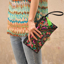 Load image into Gallery viewer, Bohemian Clutch Bag