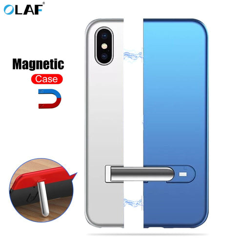 Standout Magnetic iPhone Case