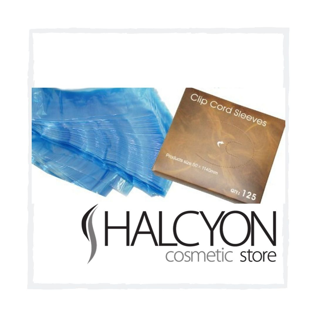 Tattoo Clip Cord Sleeves - Halcyon Cosmetic Store