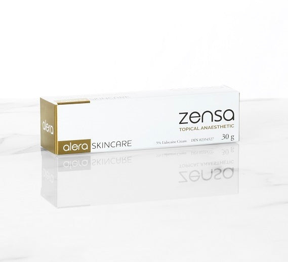 Zensa Topical Anaesthetic - Halcyon Cosmetic Store