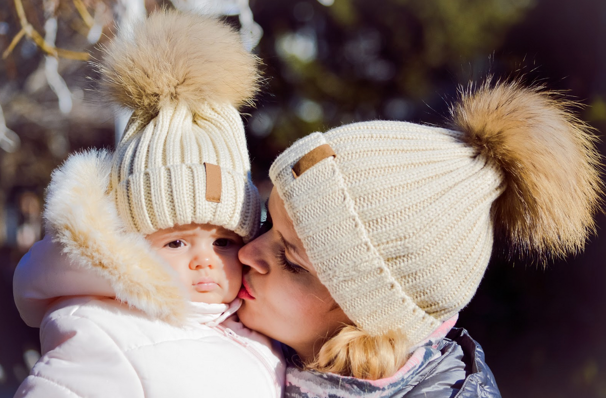 How do I keep my baby warm in Winter?