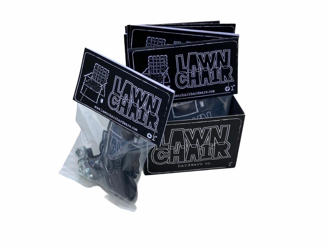 "Box of Lawn Chair 1"" Hardware (Phillips Bolts)"