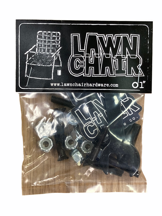 "Bag of Lawn Chair 1"" Hardware (Allen Bolts)"