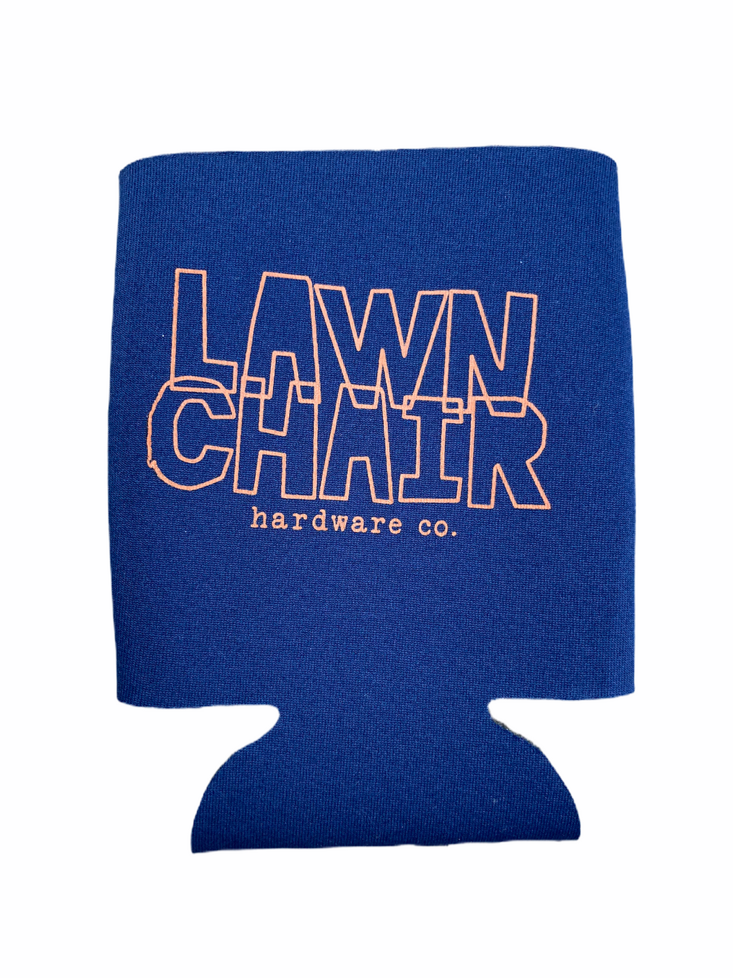 Lawn Chair Koozie (Navy)