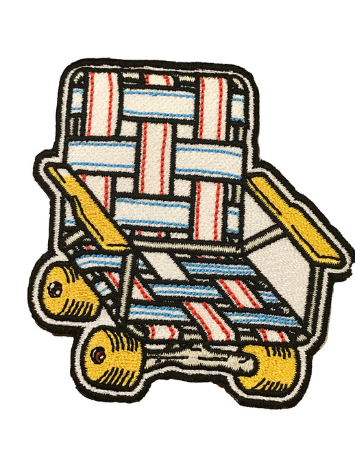 Rolling Chair Patch