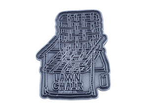 The Lawn Chair Lapel Pin