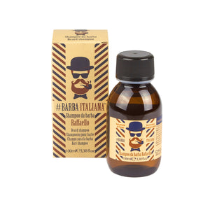 Barba Italiana Raffaello Bart Shampoo 100ml