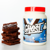 CHEF BOB'S GHOST® HOT COCOA BROWNIES