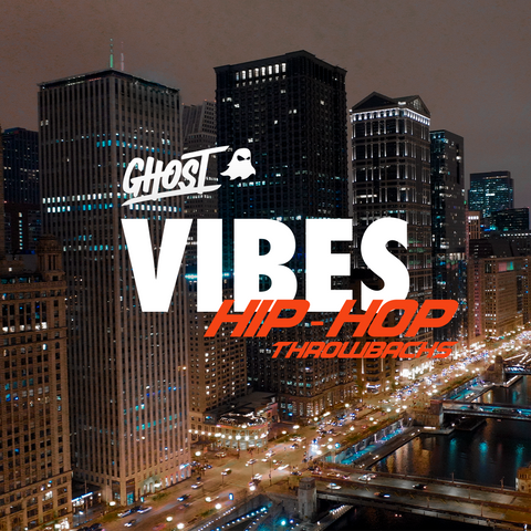 GHOST® VIBES | HIP-HOP Spotify Playlist - GHOST LIFESTYLE