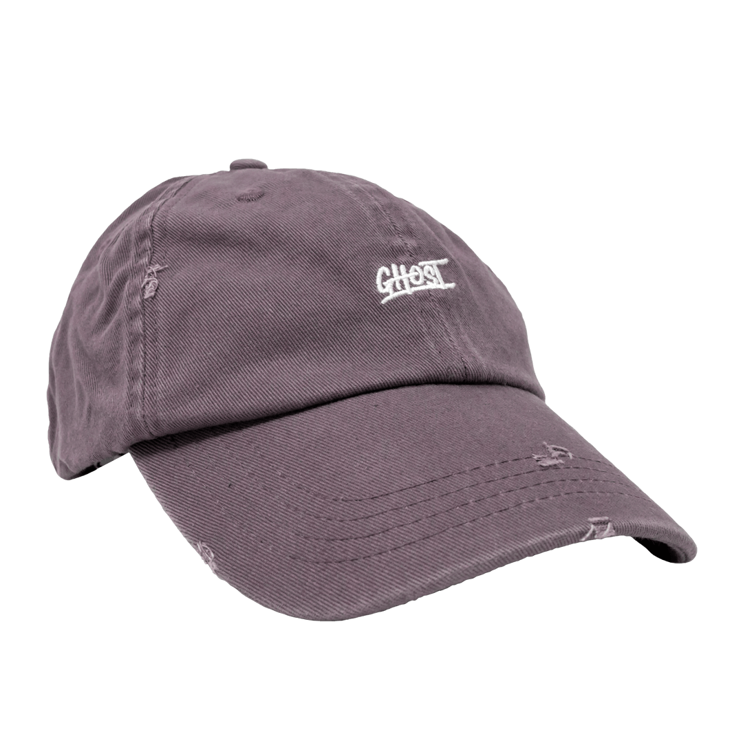 GHOST® DAD HAT DUSTY PURPLE