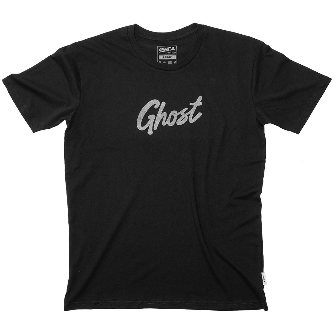 GHOST® MONOCHROMATIC TEE Black