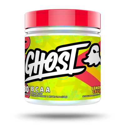 GHOST® BCAA V2 LEMON CRUSH