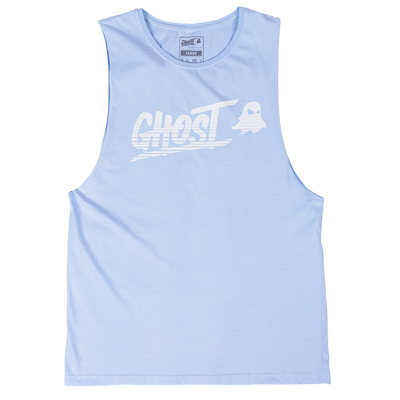 GHOST® September Sleeveless Pale Blue