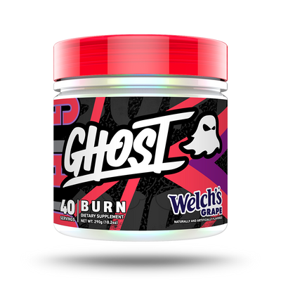 GHOST® BURN BLACK WELCH'S