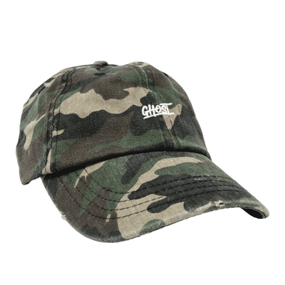 GHOST® DAD HAT CAMO