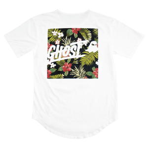 GHOST® FLORAL T-SHIRT