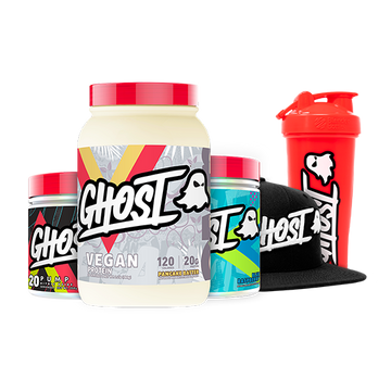 GHOST® VEGAN-FRIENDLY BUNDLE