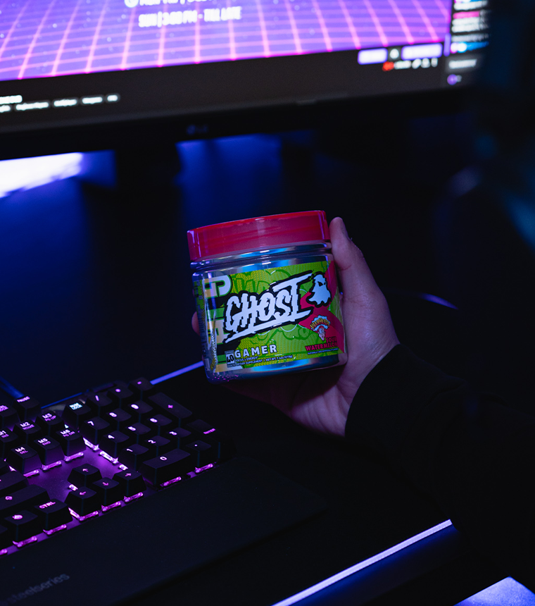 GHOST® GAMER x WARHEADS® Sour Watermelon