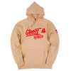 GHOST® CHINA PACK HOODIE Tan