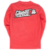 GHOST® GLITCH LONG SLEEVE TEE