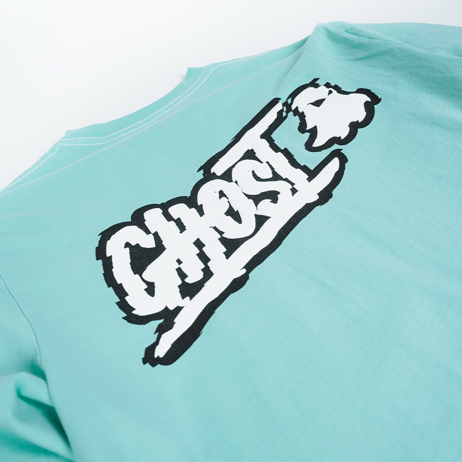 Apparel |GHOST® GLITCH LONG SLEEVE TEE