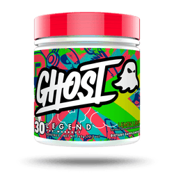 GHOST LEGEND Lemon Lime pre workout 30 servings