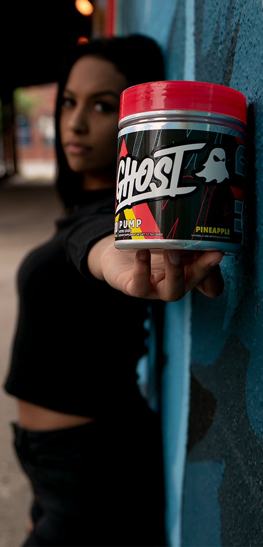 GHOST® PUMP Pineapple