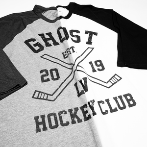Apparel | GHOST® HOCKEY CLUB RAGLAN