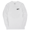 GHOST® RECYCLE LONG SLEEVE White