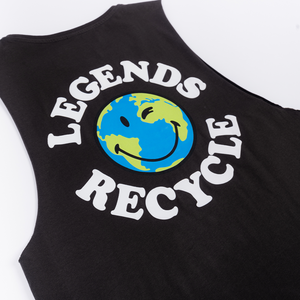 Apparel |GHOST® RECYCLE SLEEVELESS