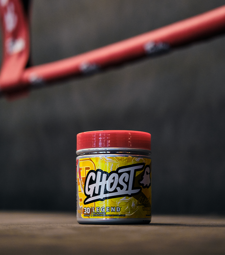 GHOST LEGEND® x ROB LIPSETT Whiskey Sour