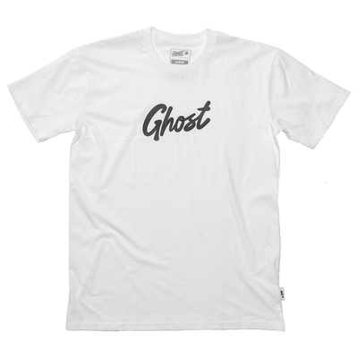 GHOST® MONOCHROMATIC TEE White