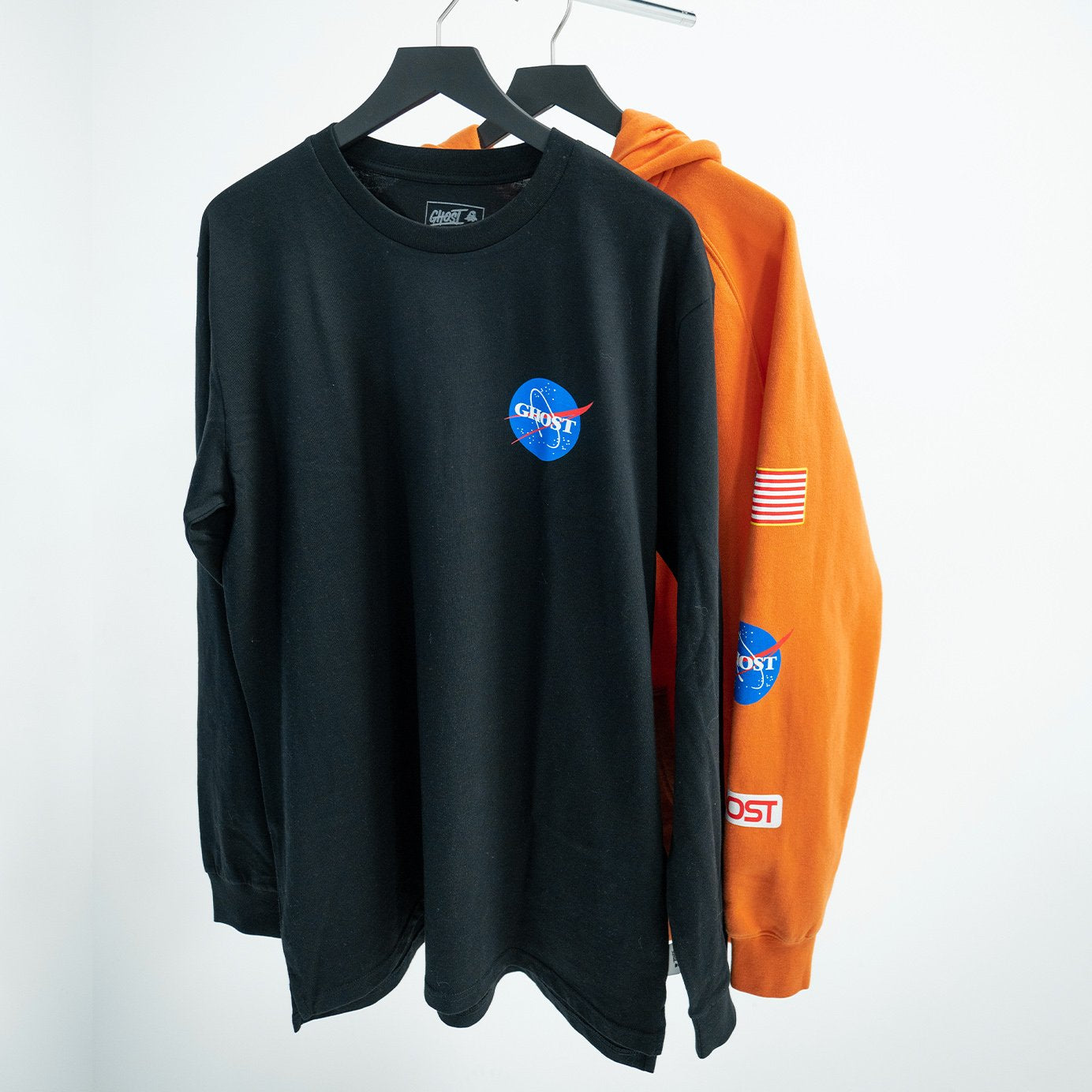 Apparel |GHOST® SPACE LONG SLEEVE