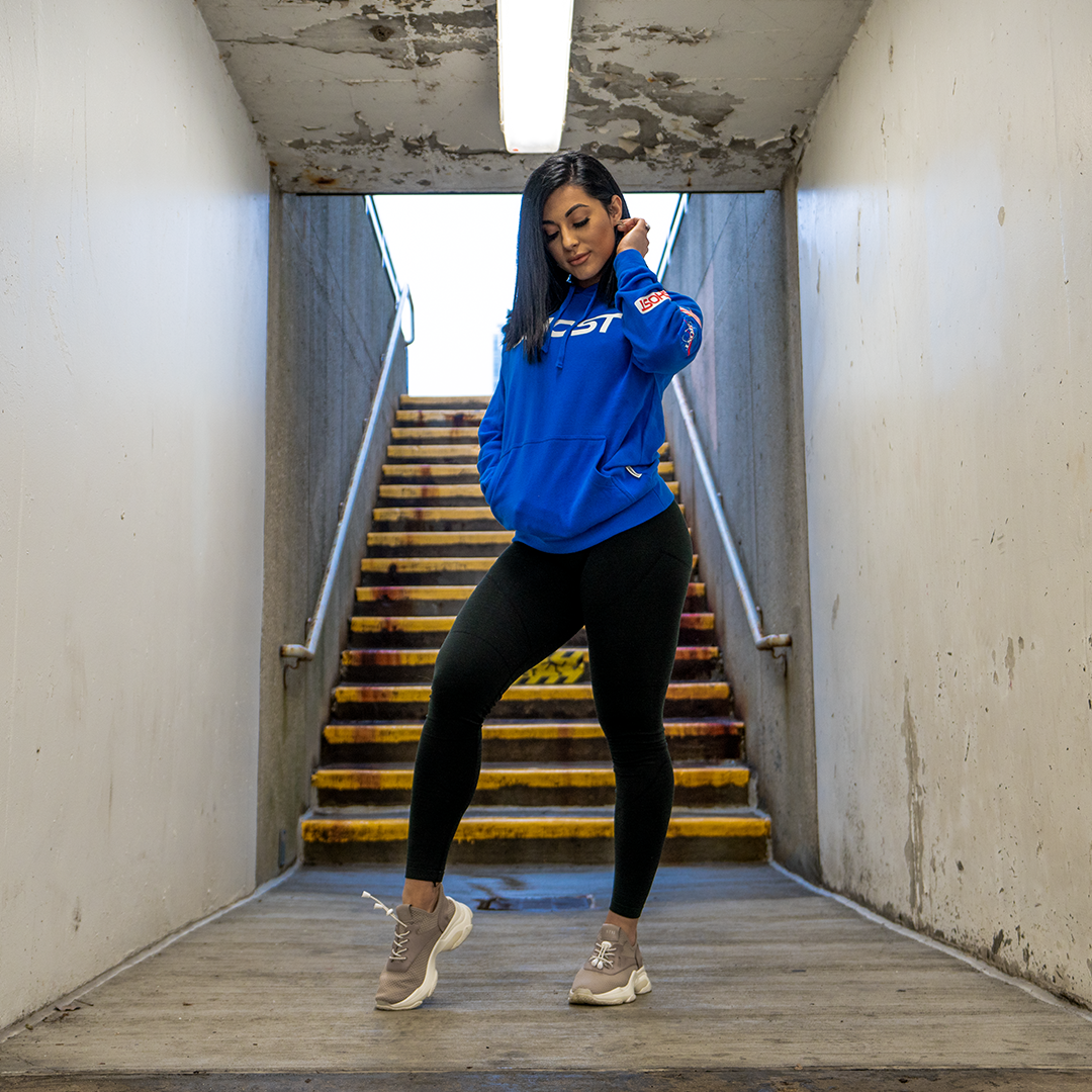 Apparel |GHOST® SPACE HOODIE Space Blue