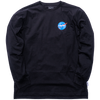 GHOST® SPACE LONG SLEEVE Black