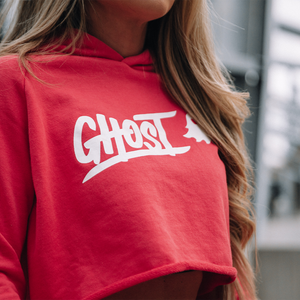 Apparel |GHOST® WOMEN'S CROPPED HOODIE