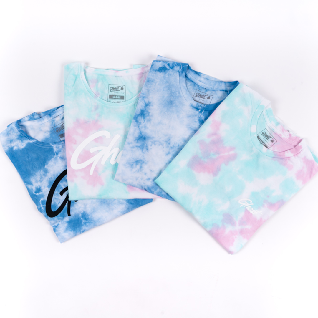 Apparel |GHOST® TIE DYE TEE