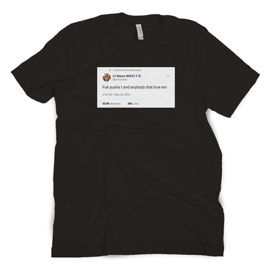 """F is For"" Tweet Tee"