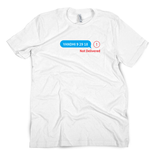 Yandhi Not Delivered Tee