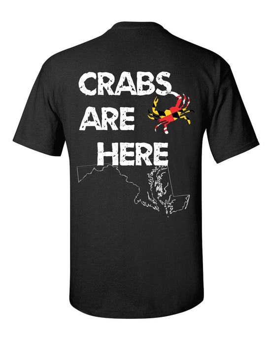 Crabs are Here!